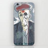 William S. Burroughs iPhone & iPod Skin