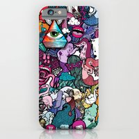 iPhone & iPod Case featuring Freaky Friday by Vanessa Teodoro