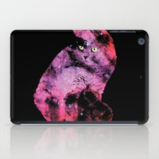 Celestial Cat - The British Shorthair & The Pelican Nebula iPad Case