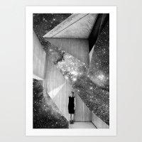 A Sliver Of Hope Art Print