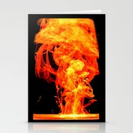 Fire Inks Stationery Cards