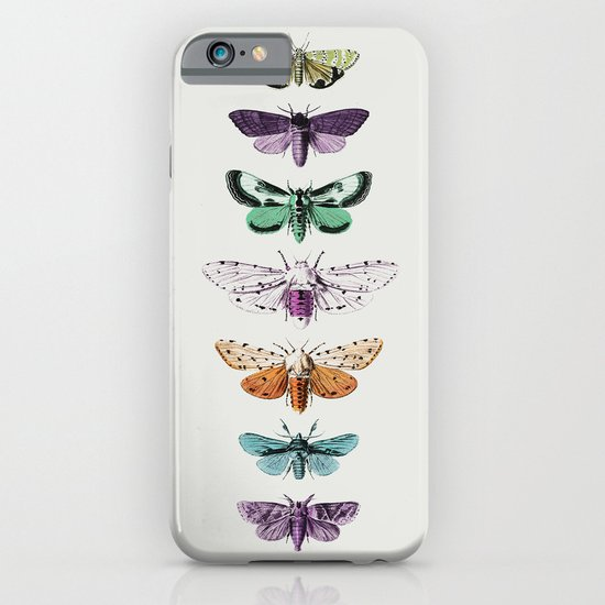 Techno-Moth Collection iPhone & iPod Case