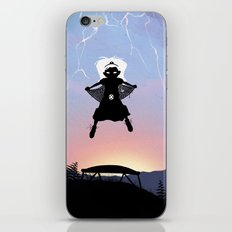 Storm Kid iPhone & iPod Skin