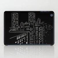 City Nights, City Lights iPad Case