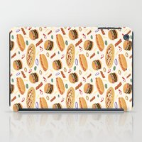 Fast Food iPad Case