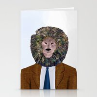 Uncle Leo's Portrait Stationery Cards