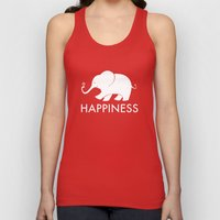 Happiness Unisex Tank Top