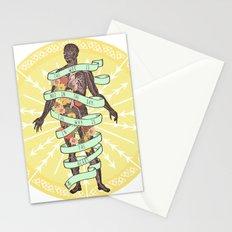 Polarities. Stationery Cards
