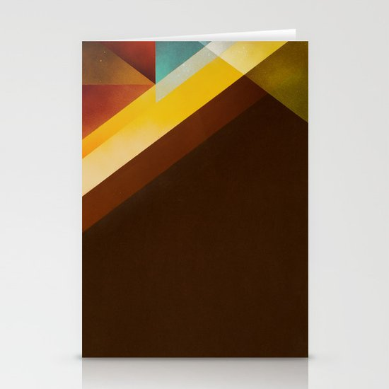 Jazz Festival 2012 (Number 4 in a series of 4) Stationery Card