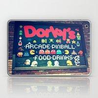 Dorkey's Arcade Laptop & iPad Skin
