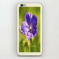 Summer Wild  iPhone & iPod Skin