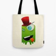 Scary Monster Tote Bag