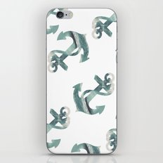 Be my Anchor iPhone & iPod Skin
