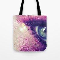 Coral Love Tote Bag