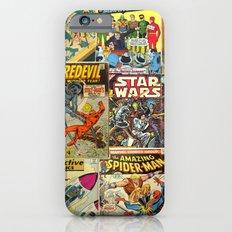 Comics Slim Case iPhone 6s