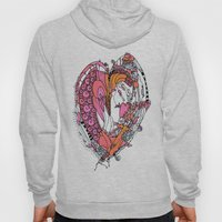 Anatomy Of a Heart Hoody