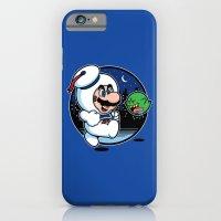 Super Marshmallow Bros. iPhone 6 Slim Case