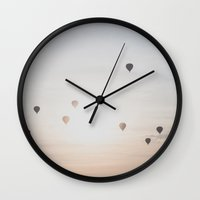 Bagan IX Wall Clock