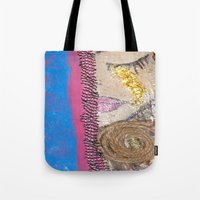 Tears of Gold Tote Bag