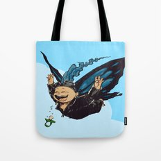 Butterfly boy Tote Bag