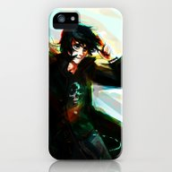 iPhone & iPod Case featuring Nico Di Angelo by Viria