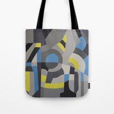 Hacienda Grey Tote Bag