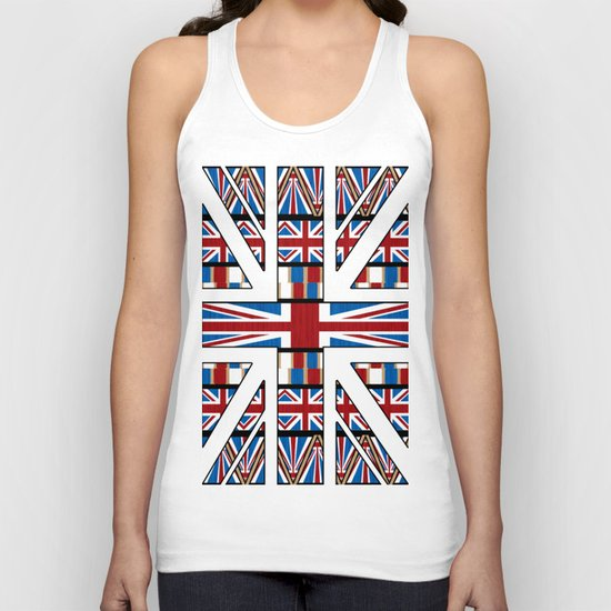 This Is England Unisex Tank Top