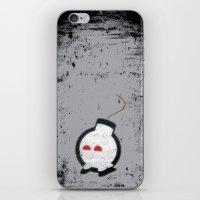 Happy Bombs iPhone & iPod Skin