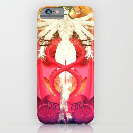 Hermaphrodeity iPhone & iPod Case
