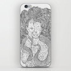 Snake and Sprite iPhone & iPod Skin