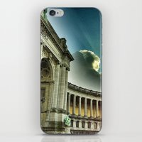 Arc, Parc Du Cinquantena… iPhone & iPod Skin