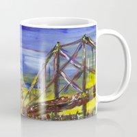 Philly Skyline With Ben … Mug