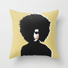 You've Been Flirting Again Throw Pillow