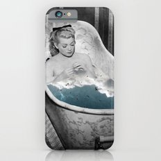 Birdy bath iPhone 6 Slim Case