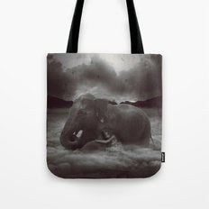 Having a Soft Heart In a Cruel World Tote Bag