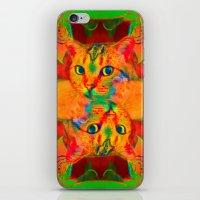 Ayana-Lady Jasmine  iPhone & iPod Skin