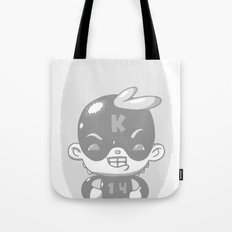 Kaptain 14: Whiteout Edition Tote Bag