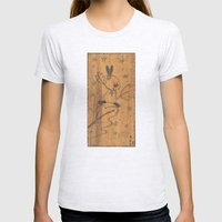 Cute Little Animal On Wo… Womens Fitted Tee Ash Grey SMALL