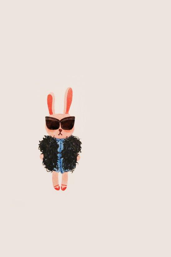 Tom Ford Bunny Art Print