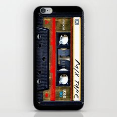 Classic Retro Gold Mix C… iPhone & iPod Skin