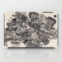Untitled Vomit iPad Case