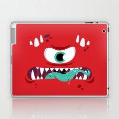 Baddest Red Monster! Laptop & iPad Skin