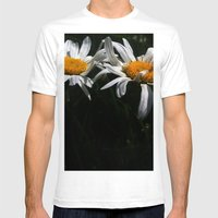 Two By Two Mens Fitted Tee White SMALL