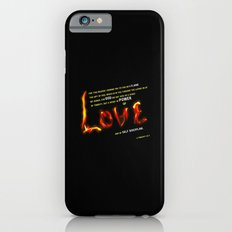 Love's Flame iPhone 6s Slim Case