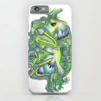 iPhone & iPod Case featuring Cloudfish by Arcane