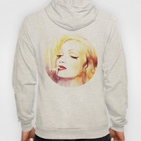 Marlene Dietrich with a cigarette Hoody