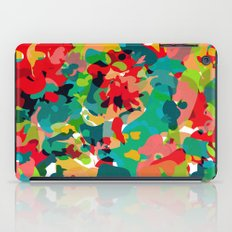 ALL FOR FLOWERS iPad Case