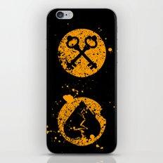 Key Death iPhone & iPod Skin