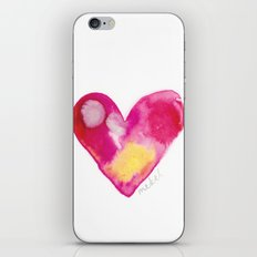#heART by mekel iPhone & iPod Skin
