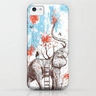 A Happy Place iPhone 5c Slim Case